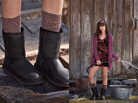 Go Wild: Special Collections UGG Classic Fall 2014