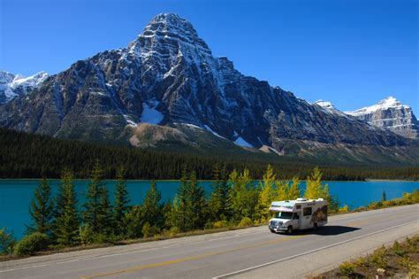 Best of West Canada by Motorhome   Canada Holiday
