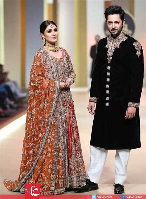The most loved couple of the industry Ayeza Khan and