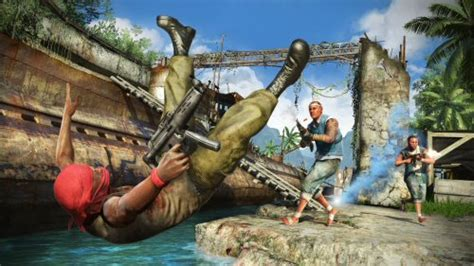 First Far Cry 3 Multiplayer gameplay footage and screenshots