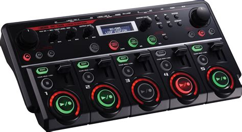BOSS RC-505 Loop Station introduced