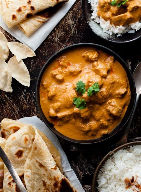 Butter Chicken   Recipe   Indian food recipes, Curry