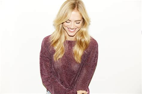 Emily Wickersham Talks Adult Acne, Beauty Products, and