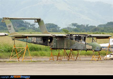 Rockwell OV-10A Bronco (0540) Aircraft Pictures & Photos