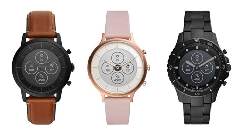 Fossil Hybrid HR Smartwatch launched in India for Rs