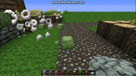 how to make a pink slime minecraft - YouTube