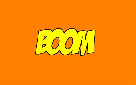 the new code – Boom, Wham, Pow! Comic Book FX Lettering