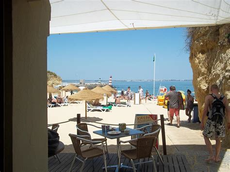 Lagos Portugal in the Algarve is a Party