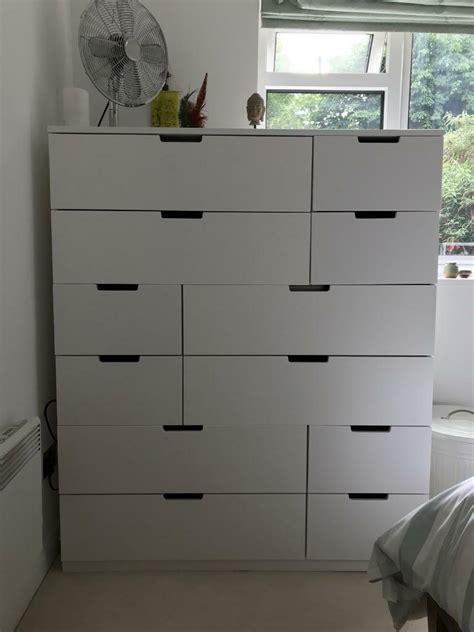Ikea NORDLI chest of 12 drawers   in Forest Hill, London