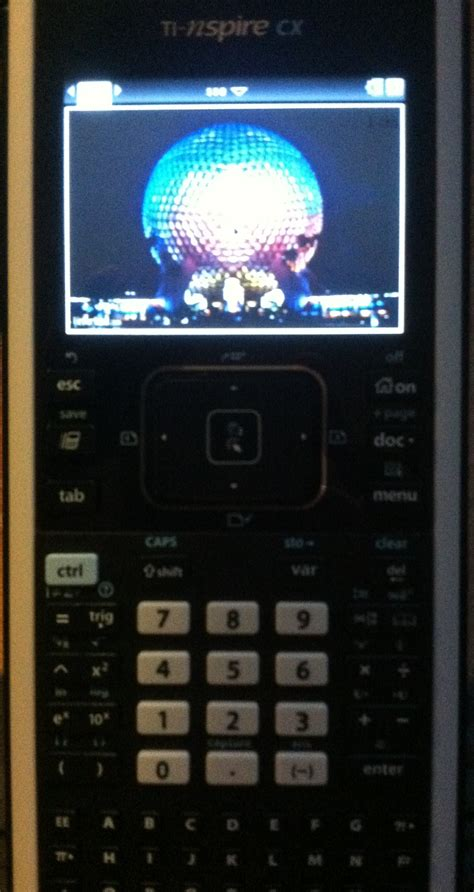 TI-nspire CX - This isn't Your Typical Calculator