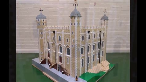 Lego Tower of London - YouTube