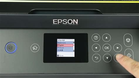 Epson Expression ET-2750 | How to Fill the Ink Tanks - YouTube