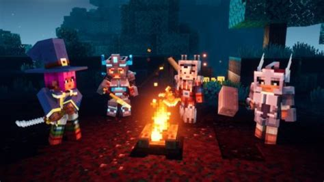 Minecraft Dungeons: Is It On Mobile? Release Date