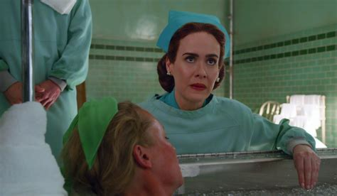 What Pandemic? Sarah Paulson Is All Over TV Right Now With