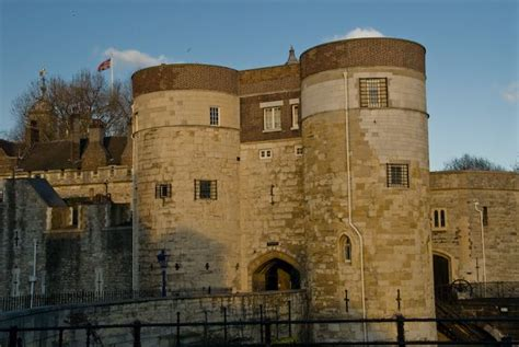 Tower of London Timeline