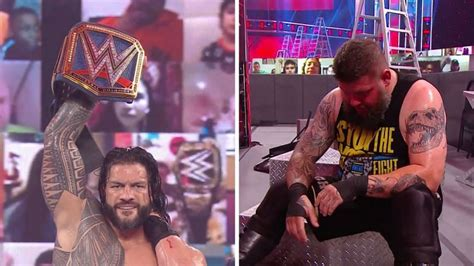 Page 4 - WWE TLC 2020: 5 reasons why Roman Reigns retained