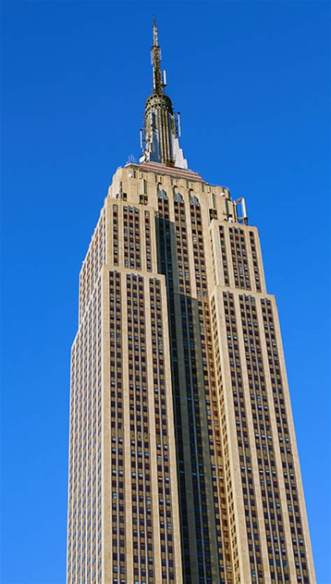 New York City Empire State Building (New York) - famous