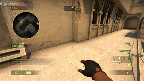 Another way to smoke cat in Mirage, don't know if new
