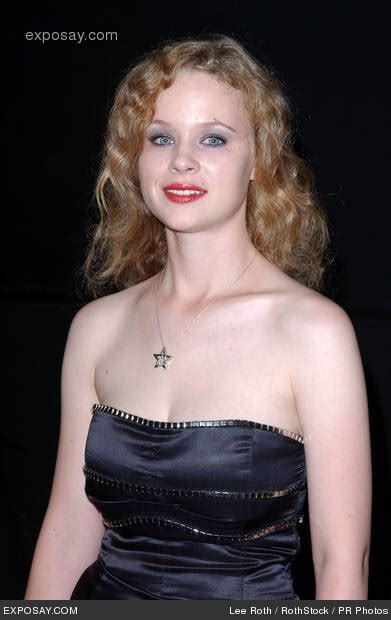 Hollywood Super Stars: Thora Birch Pictures