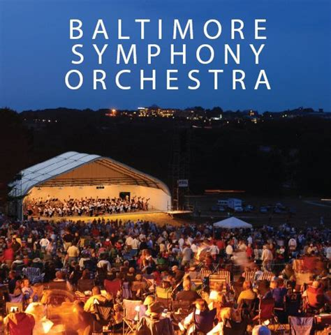 Baltimore Symphony Orchestra And Indianapolis Symphony