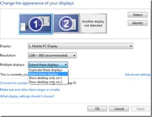 How to set up two monitors on your Windows PC | PCWorld