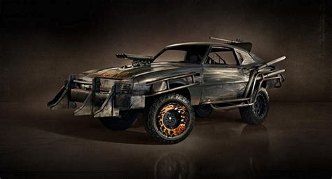 Mad Max: Fury Road's Villains Hit the Spotlight - Ford