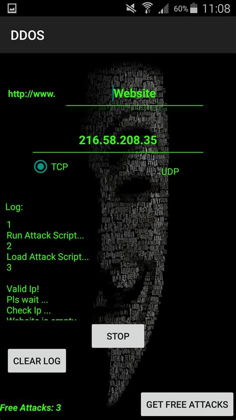 DDOS for Android - APK Download