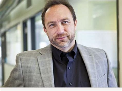 Jimmy Wales, Alabama native and Wikipedia founder, says he