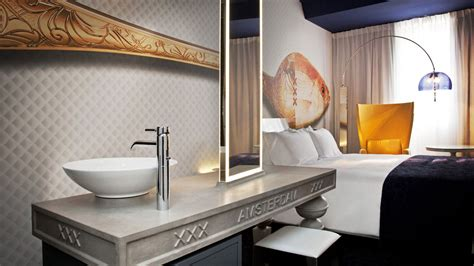 The Whimsical Interiors Of Andaz Amsterdam Prinsengracht