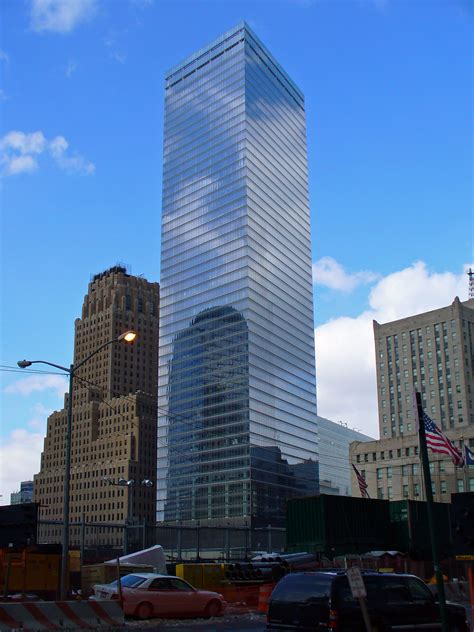 7 World Trade Center NYC Office Building | Real Estate