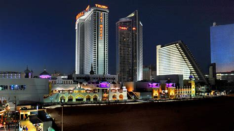 In Atlantic City, A Silver Lining For Casinos Left