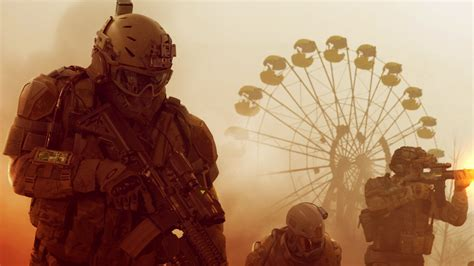 PS4 And Xbox One Is Getting Warface This Fall, Along With