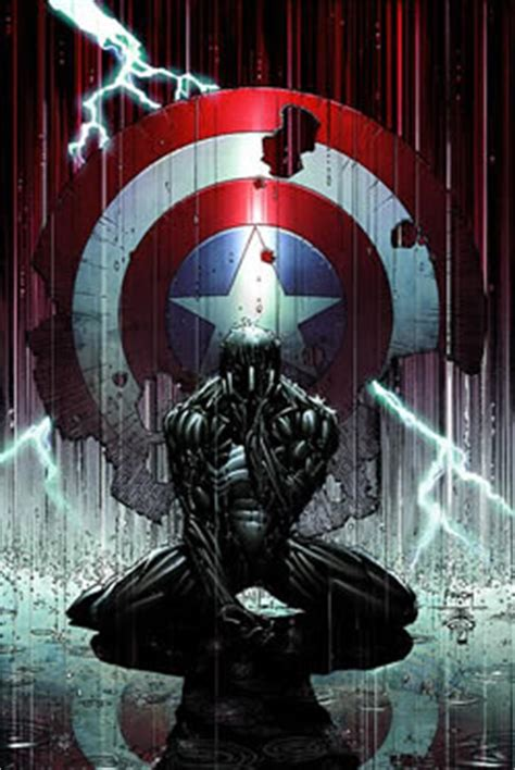 Fallen Son: The Death of Captain America TPB Review